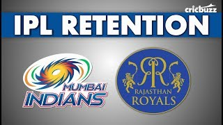 IPL Retentions: MI & RR predictions