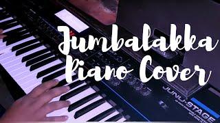Jumbalakka Piano Cover - En Swasa Kaatre