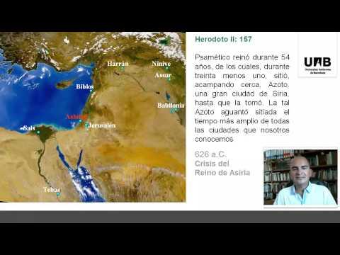 7 9 7B 3 El Imperio de Kush saítas y persas La dinastía XXVI hasta la muerte de Nekau II 17 3