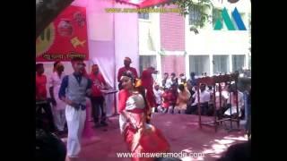 Pohela Boishakh celebration 1423 in Islamic University  - Jhenaidah Kuistia