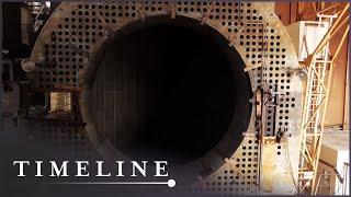Inside A Secret Cold War Test Facility (Drones In Forbidden Zones)   Timeline