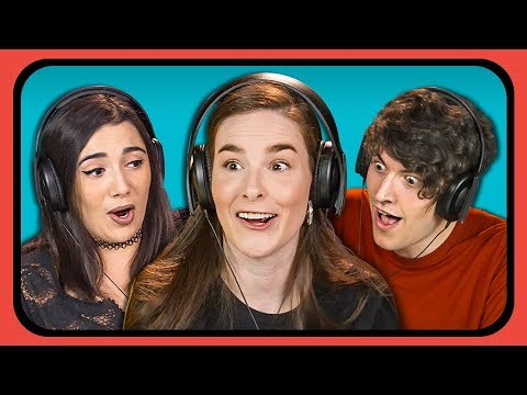 YOUTUBERS REACT TO TRY TO GUESS THE ENDING CHALLENGE 2