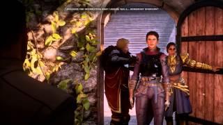 Dragon Age: Inquisition Iron Bull Romance - Possibly the greatest scene.