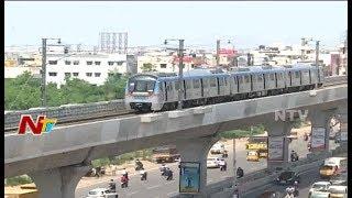 Special Focus on Hyderabad Metro Rail Project   L&T Hyderabad Metro Rail   NTV