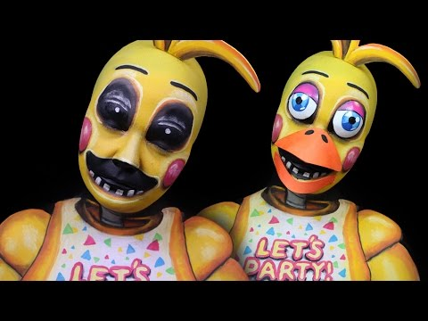 Xxx Mp4 Toy Chica Make Up Tutorial Five Nights At Freddy S 2 3gp Sex