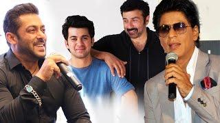 Salman & Shahrukh WELCOMES Sunny Deol