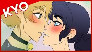 Romantic Encounters (Adorable Miraculous Ladybug Comic Dub)