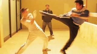 Kickboxing vs Muay Thai | Martial Arts Action Scene