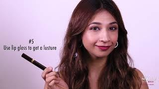 Lip Makeover Tutorial