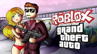 ROBBING THE STRIP JOINT | ROBLOX Gameplay