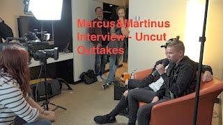 Marcus & Martinus - Interview & Outtakes | Bubble Gum TV