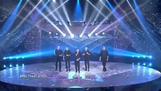 The 5 X-factor MBC (cover song of sincere five)