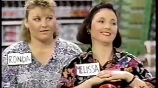 Supermarket Sweep - Bianca & Larry vs. Terri & Kim vs. Melissa & Ronda (October 25, 1994)