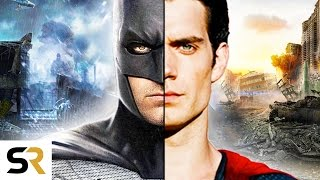 Batman V Superman: How a Man Can Beat a God [Documentary]