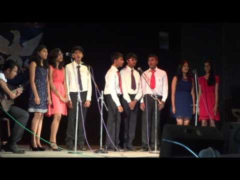 O Holy Night - St. Xavier's Carol Singing Competition, 2014