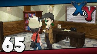 Pokémon X and Y - Episode 65 | Looker Chapter 1: That Man's a Real Looker!