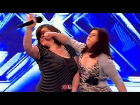 Ablisa s X Factor Audition Full Version itv xfactor