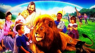 2028 END OF THE WORLD (Part 3/10) - Christ Millennial Sabbath Kingdom Foretold in Creation Day 7