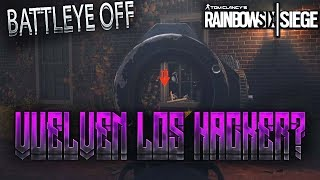 HAN VUELTO LOS HACKERS?? - DLC OPERACION HEALTH - RAINBOW SIX SIEGE Gameplay Español