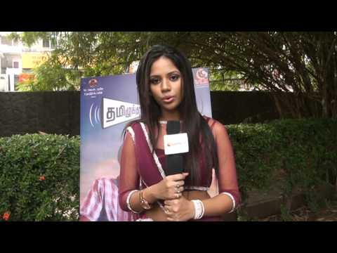 Actress Aishwarya Datta Speaks at Tamiluku En Ondrai Aluthavum Film Press Meet