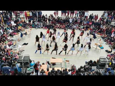 Xxx Mp4 Baile Sexy Femenino Alianza Verde LMDE 2016 3gp Sex