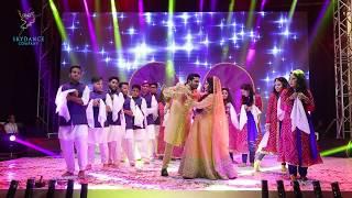 Zaalima Best Holud Dance Performance In Bangladesh || @A.H.Mredul Choreography | SKYDANCE Company