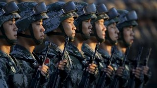 Can China match America's armed forces?