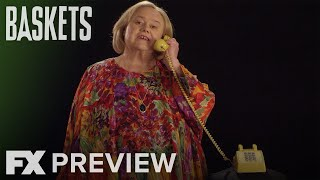 Baskets   Season 3: PSA Hotline Preview   FX