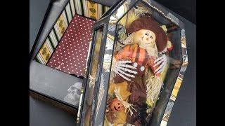 Halloween 2016 Spooky Harvest Scrapbook - Final Review