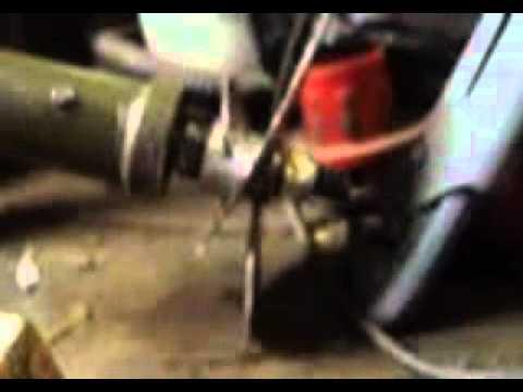 Подвесной болотоход bawad 113 Homemade mudmotor 13hp Усвяты