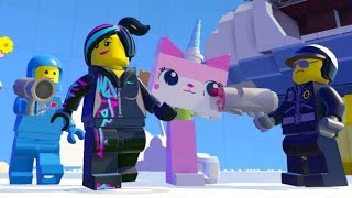 LEGO Dimensions - All Collectibles - LEGO Movie Adventure World (Wave 1)