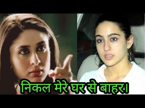 Xxx Mp4 Kareena Kapoor Khan Asked Step Daughter Sara Ali Khan To Get Out Of Pataudi House OMG Shocking 3gp Sex