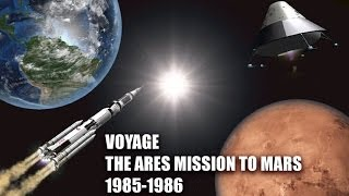 Ares Mission to Mars: Voyage (remastered) - Orbiter Space Flight Simulator