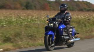 Honda Valkyrie Motorcycle Experience Road Test