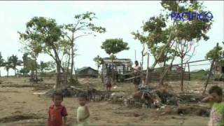 Birmanie, les blessures du cyclone Nargis