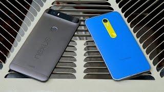 Nexus 6P vs Moto X Pure Edition