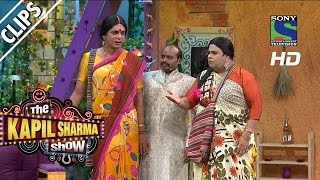 Devar Ka Revenge Marriage   - The Kapil Sharma Show - Episode 14- 5th June 2016