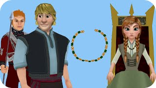 Evil Anna? Elsa & Anna of Arendelle Episode 22 - Frozen Princess Parody