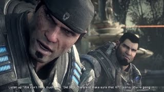 Gears of War Ultimate Edition Campaign Walkthrough (Part 13) : Mansion!!!