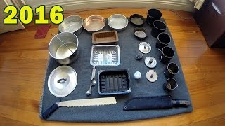 Camping Cooking Set Gear Ideas