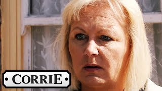 Coronation Street - Eileen Returns Home to Her Furniture Being Repossessed | PREVIEW