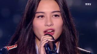 Lou Maï  - Cô gái gốc Việt gây sốt tại The Voice France 2017