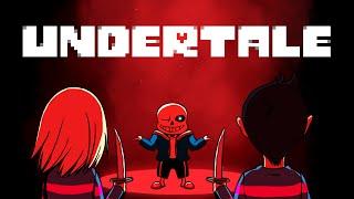 BAD TIMES START! | UNDERTALE #8 (GENOCIDE RUN)