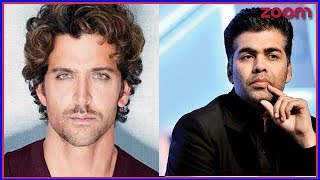 Karan Johar Wants Hrithik To Do A Dharma Production Film