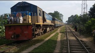 Mymensingh bound Bijoy Express. 29.10.2015