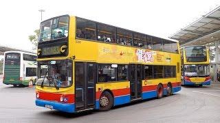 Hong Kong Buses - Citybus Review 2015
