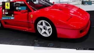 The Crew Wild Run (PS4) - Ferrari F40 Purchase, Modification and Test