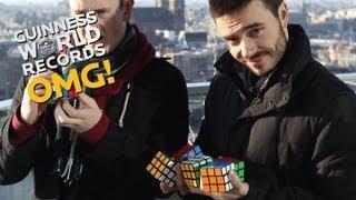 Rubix Cube Skillz // On The Road (Ep40)