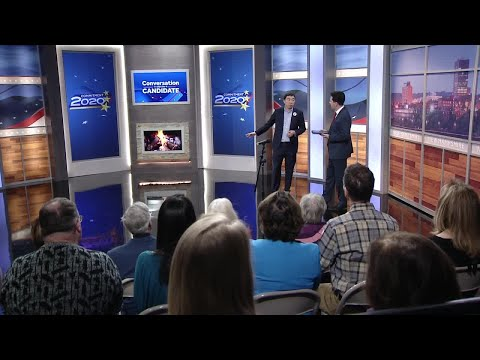 Conversation with the Candidate with Andrew Yang Online exclusive