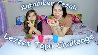 Komik Lezzet Topu Yeme Yarışması - Eğlenceli Çocuk Videosu - Funny Kids Videos